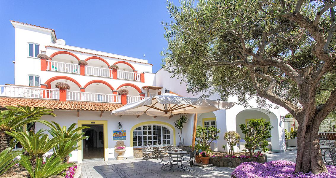 Hotel La Scogliera Forio Ischia