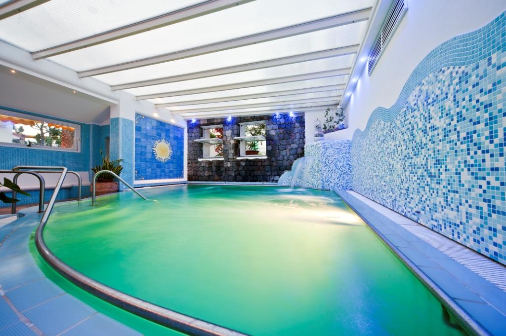 Hotel Floridiana Terme piscina interna