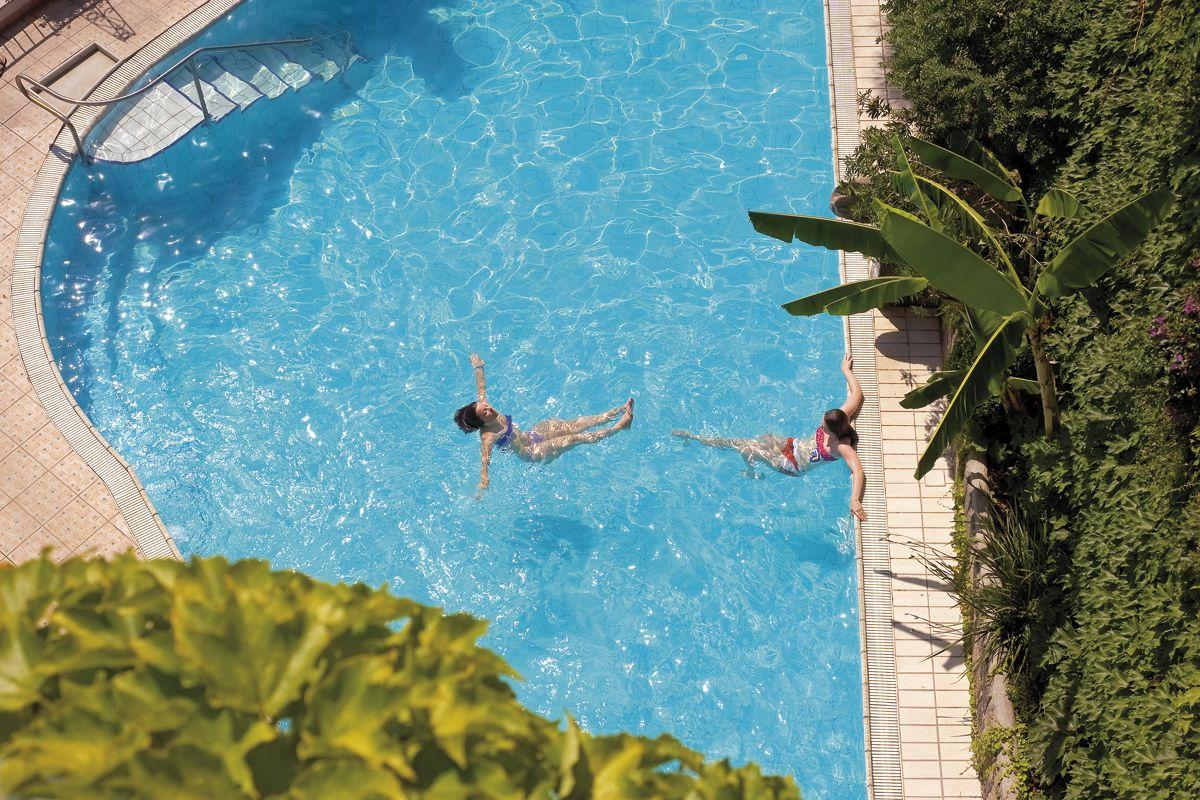 Hotel Bellevue benessere Ischia