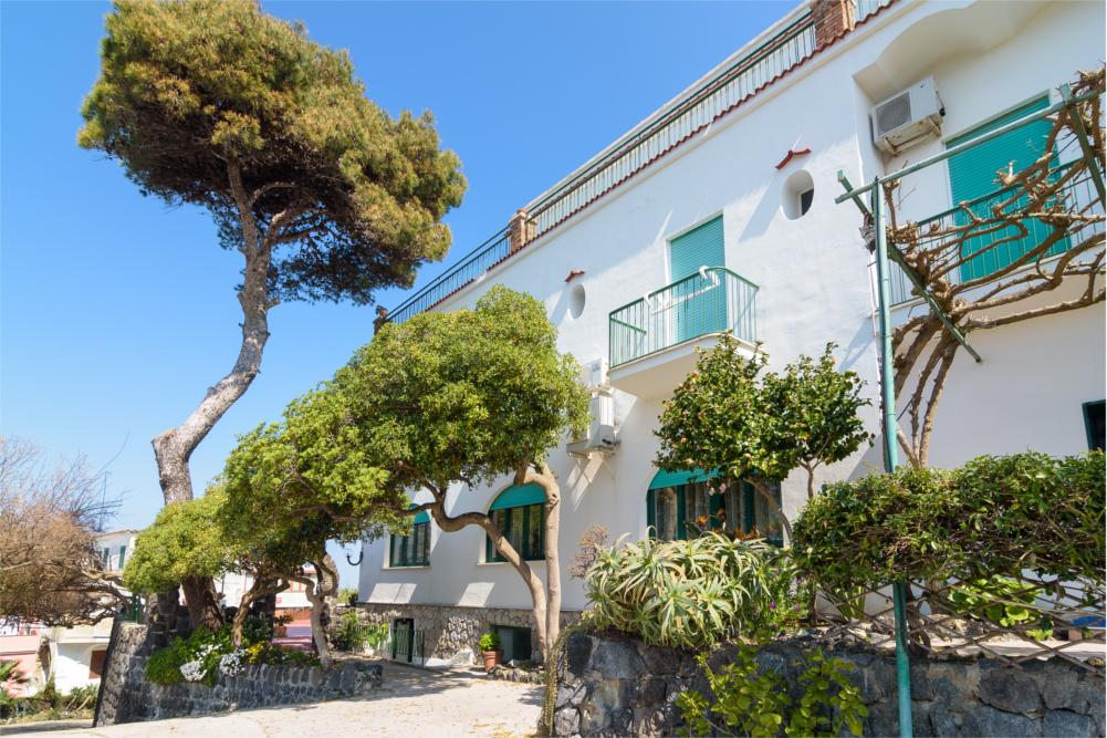 Hotel Riviera Procida esterni