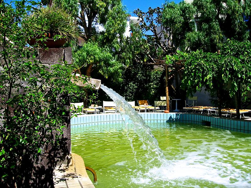 Hotel Villa Ciccio esterni