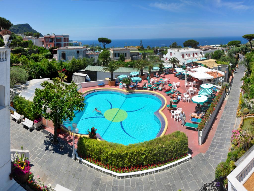 Hotel Terme Galidon piscina termale