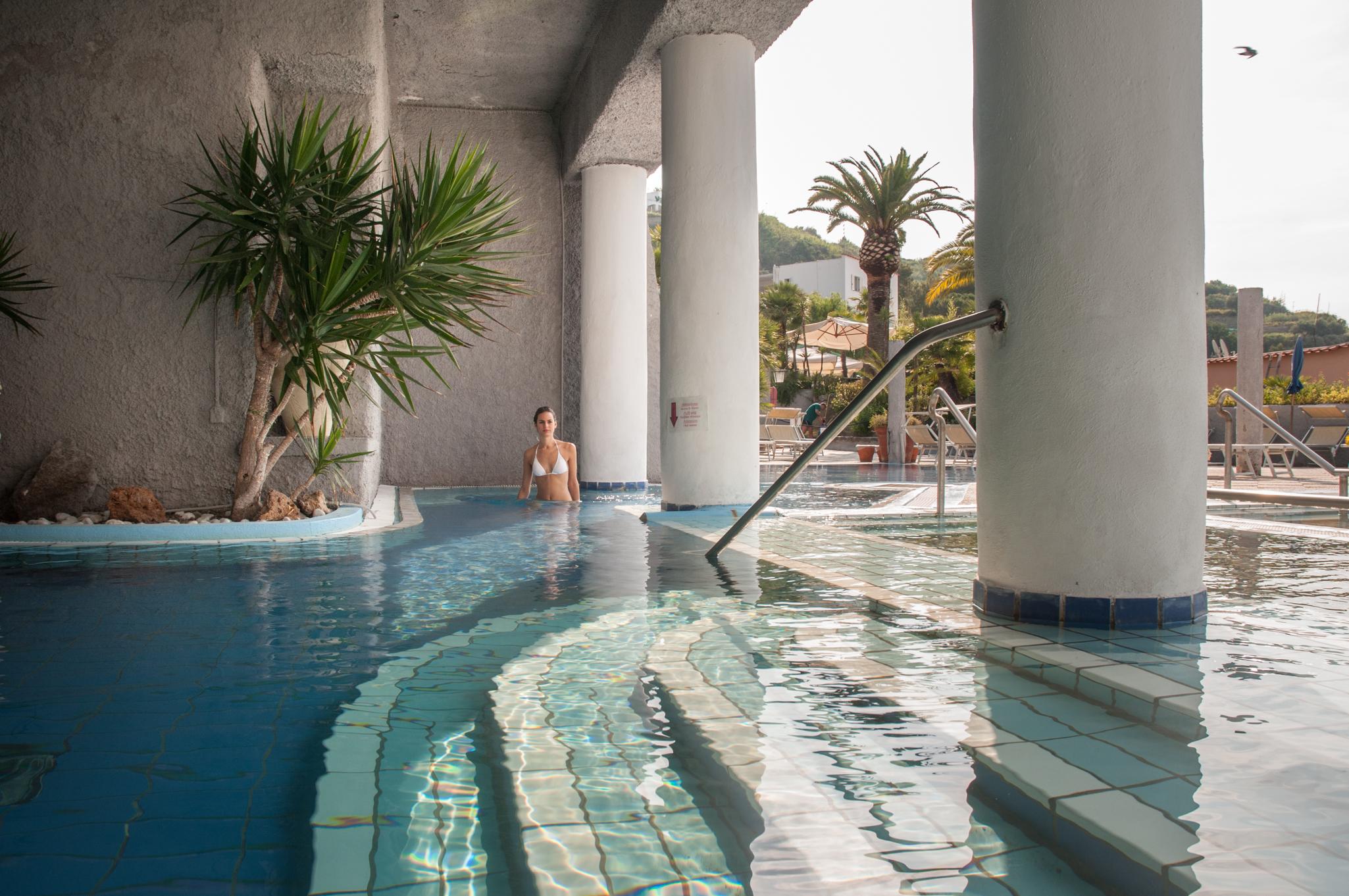 Park Hotel & Terme Romantica benessere