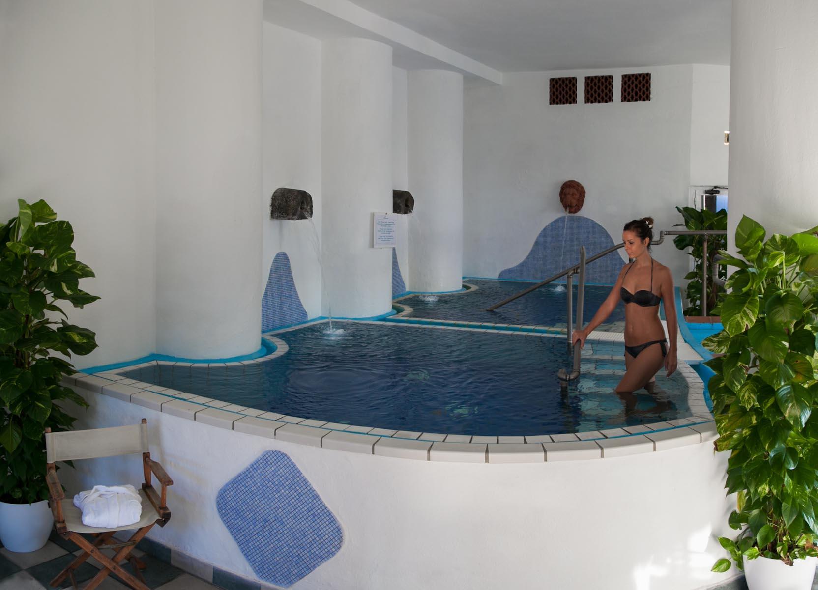 Park Hotel & Terme Romantica piscine termali