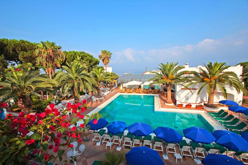 Hotel Parco San Marco piscina esterna