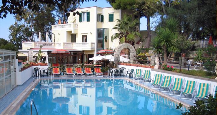 Hotel Hibiscus Forio Ischia
