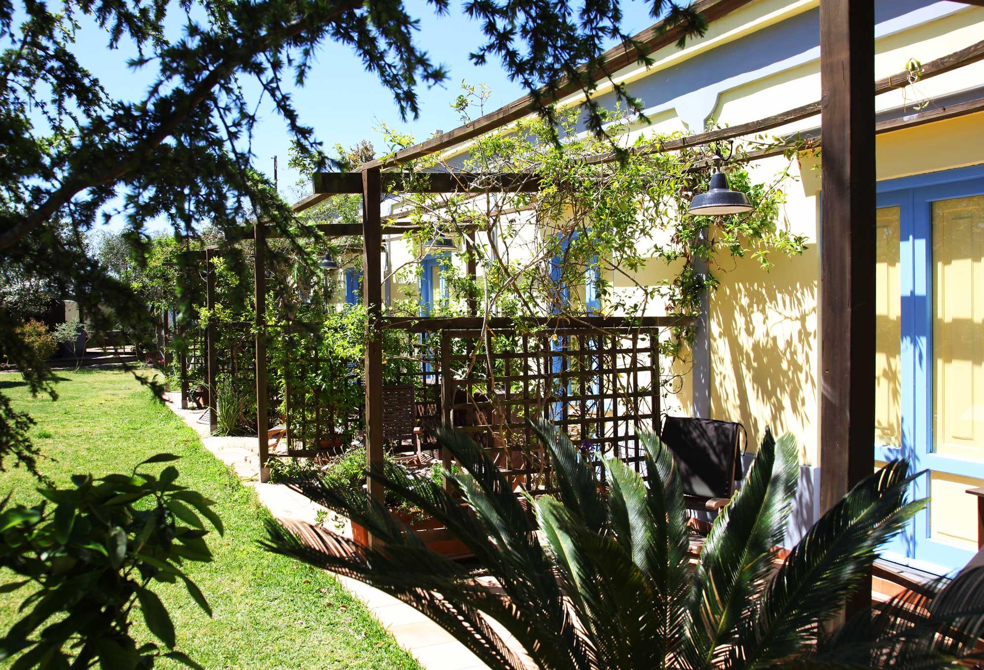 Hotel Solcalante Procida esterni