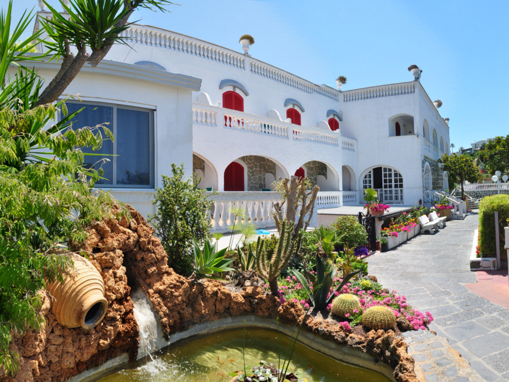 Hotel Terme Galidon Forio