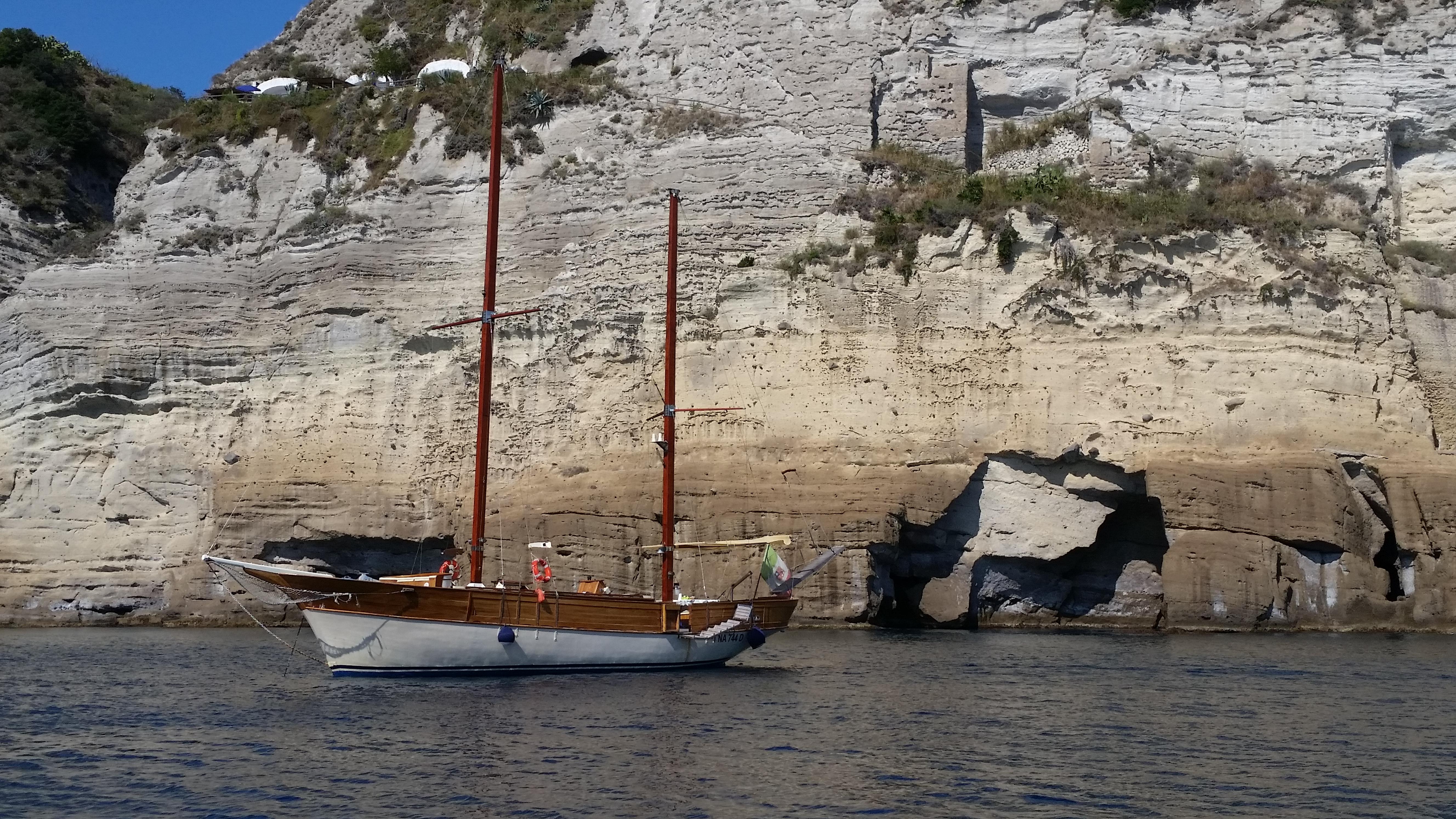 Escursione Ischia veliero Joya