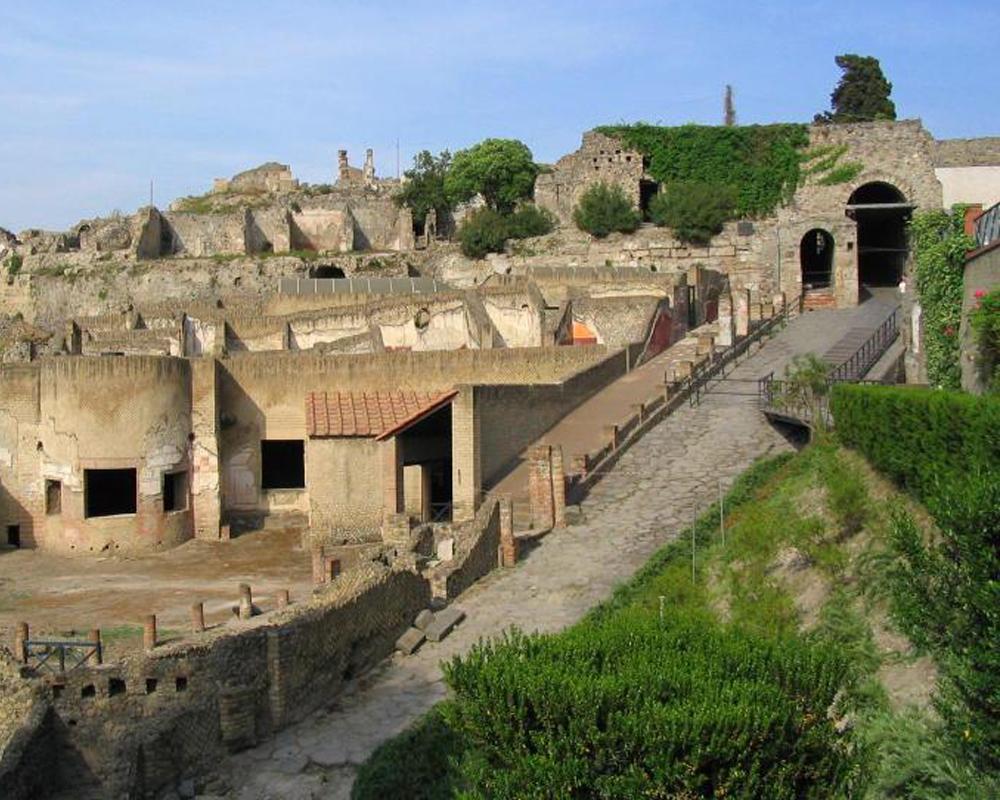 Escursione scavi di Ercolano e Paestum