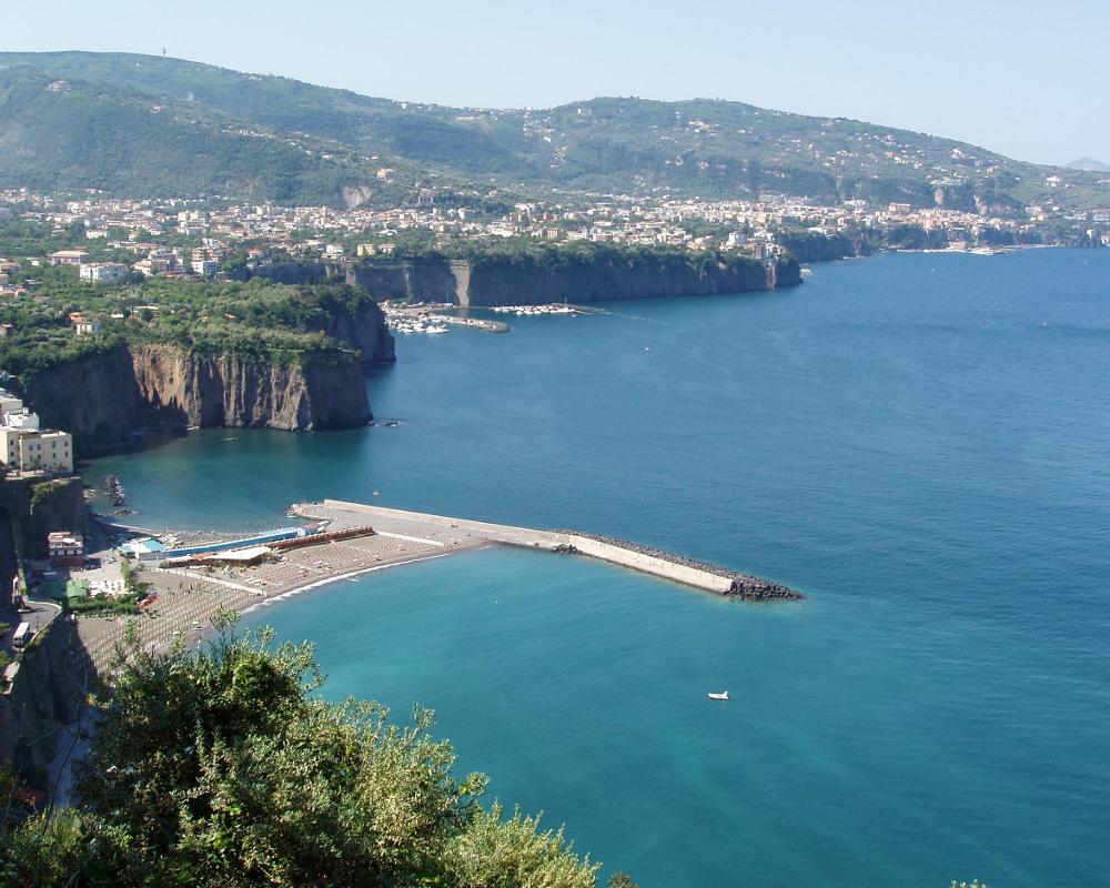 Escursione di Ravello, Amalfi e Sorrento