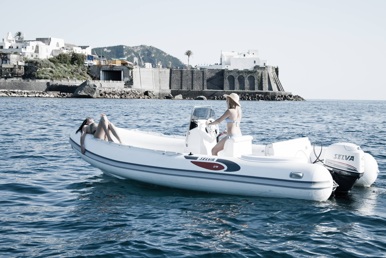 Noleggio barche Forio d'Ischia