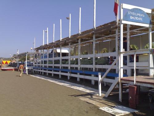 Lido Sunset Beach zona Chiaiolella