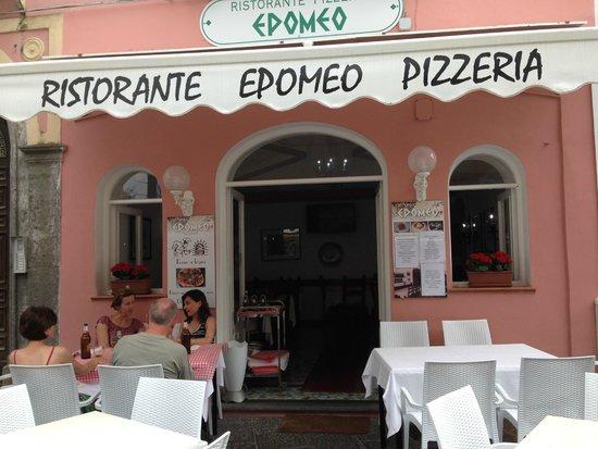Ristorante Epomeo Forio Ischia