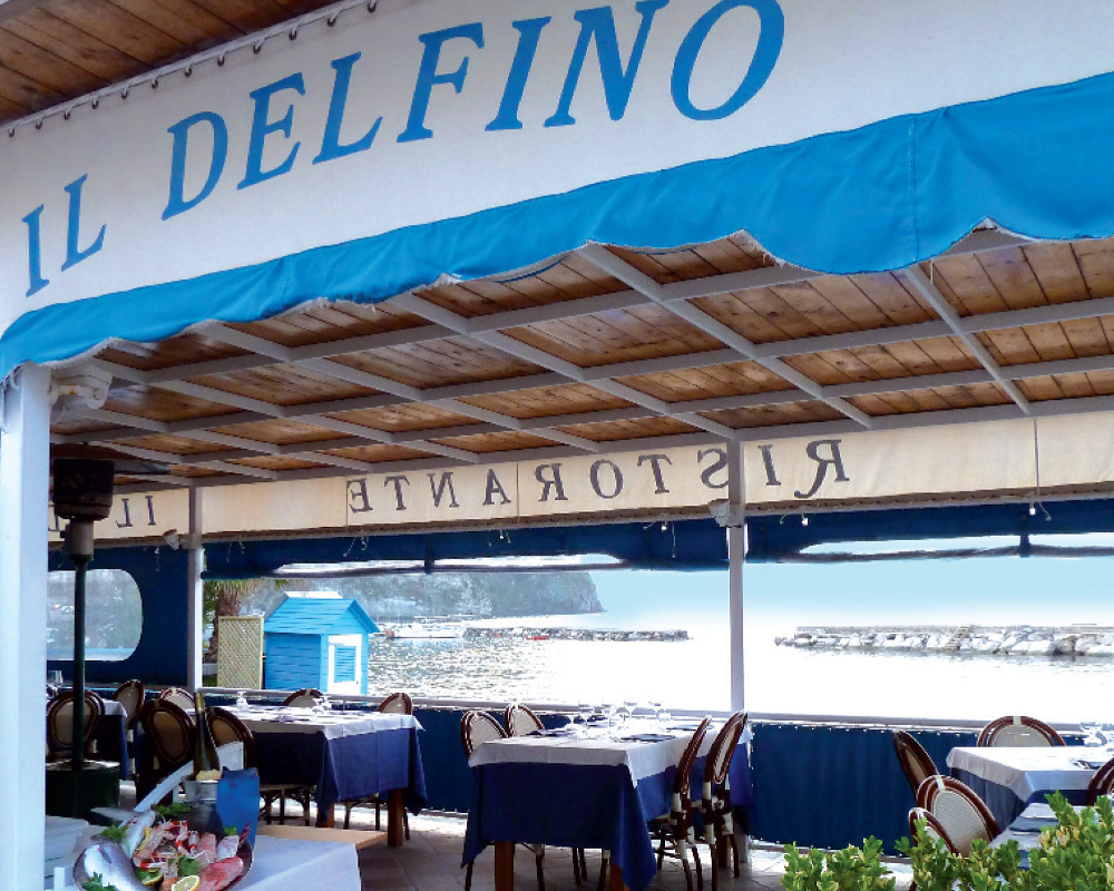 Ristorante Il Delfino zona Lacco centro